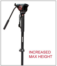 Manfrotto Taller Monopods