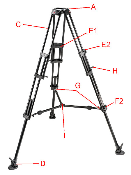 545b tripod version 1